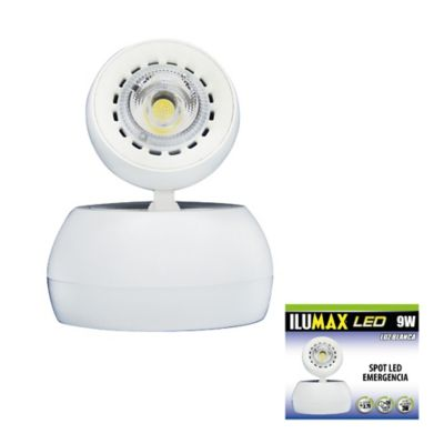 Led Spot de Emergencia LB 9W cj