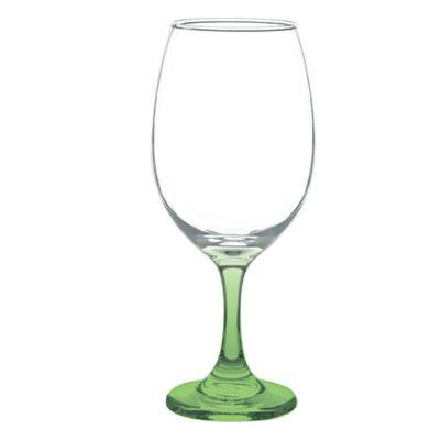 Copa Gran Vino Rioja Pata Color Verde