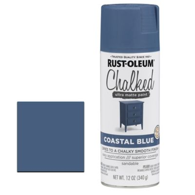 Aerosol Chalked Azul Costeño Mate 354,88ml