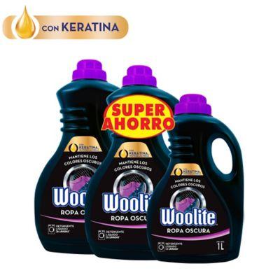 Pack Woolite Black x5 Litros 3048114