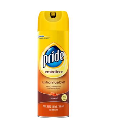 Limpiamuebles Pride Aerosol Natural 400 Ml