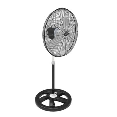 Ventilador Industrial Air Pro Xl de Pedest 60cm Negro