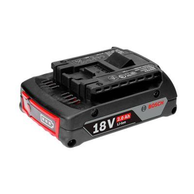 Batería 18 V con capacidad 2.0 Ah