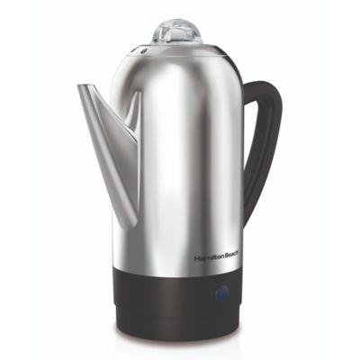 Cafetera Percoladora 12 Tazas Acero Inoxidable REF 40622R