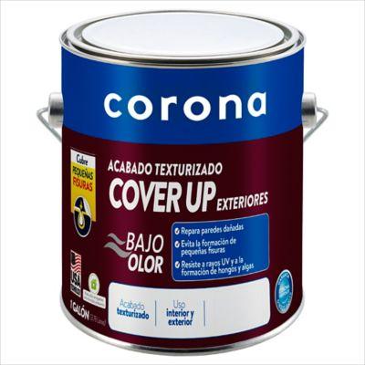 Pintura para Exterior Acabado Coverup Rojo Colonial 1 Galón