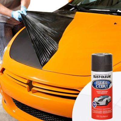 Aerosol Removible Auto Grafito Brillante 312ml
