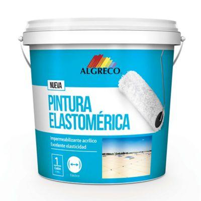Pintura Elastomerica - Blanco 1 Galón