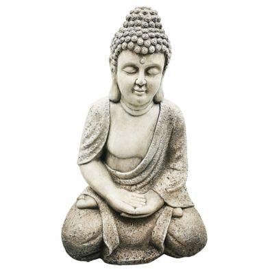 Figura Buda Meditando Piedra