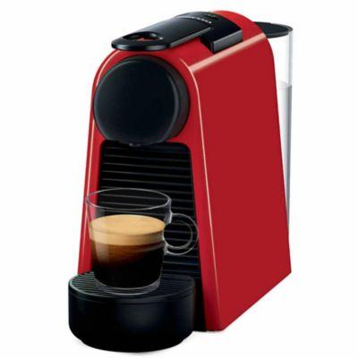 Máquina de Café Essenza Mini Rojo Incluye 14 cápsulas