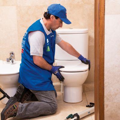 Instalación e insumos para 1 lavamanos