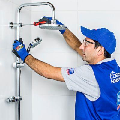 Instalación ducha eléctrica