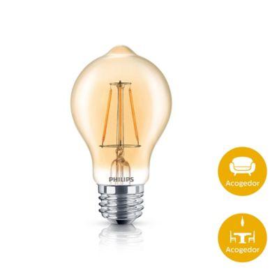 Bombilla LED Vintage A19 300 lm Ambar E27