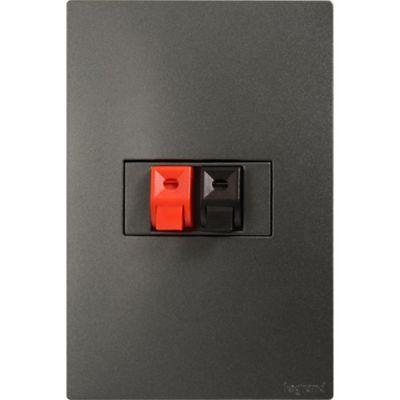 Salida de Audio Resorte Rojo Negro Olivo Clickme