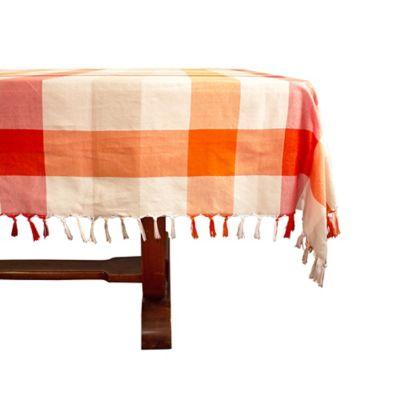 Mantel 1.50 x 1.50 Naranjas