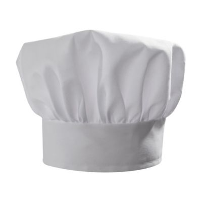 Gorro Chef Dril Blanco