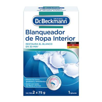 Blanqueador Ropa Interior Dr. Beckmann x 75 gr