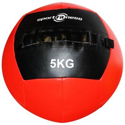 Balón De Peso 5Kg Rojo