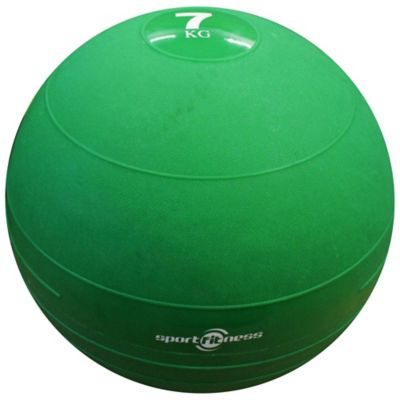 Balón Peso 7Kg Caucho Verde