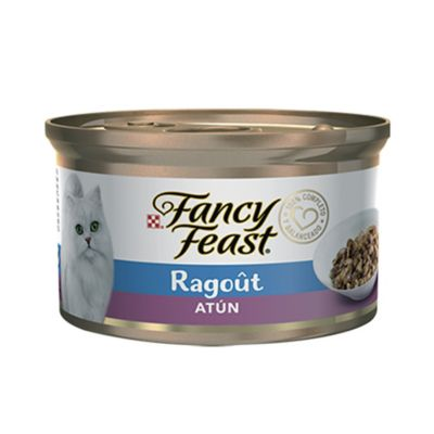 FANCY FEAST RAGOUT ATUN X 85G