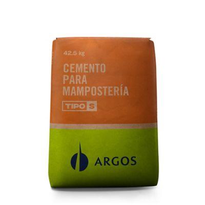 Cemento Mampostero Argos 42.5kg Tipo S