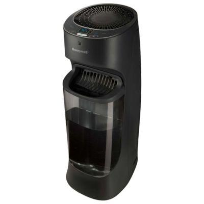 Humidificador Evaporativo Digital  1.5 Galones Negro HEV620