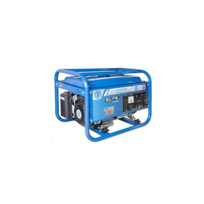 Generador A Gasolina 2.500W 110V 163Cc 5.5Hp Elite