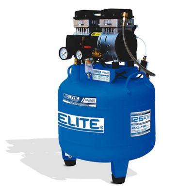 Compresor 2.0Hp 42Lt 125Psi Libre Aceite