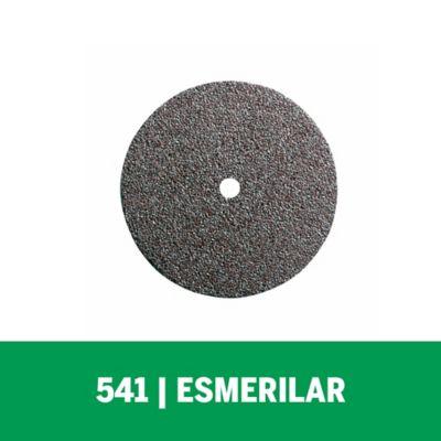 """Disco Abrasivo Óxido de Alumínio  x 2 - 7/8"""" - 22,2mm (3 und)"""