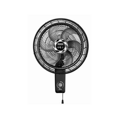 Ventilador de pared Turbo Silence Extreme 45cm 3 Velocidades Negro