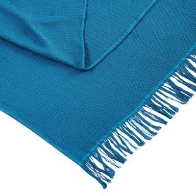 Throw Rodas 130 x 180 cm  410 gr Azul