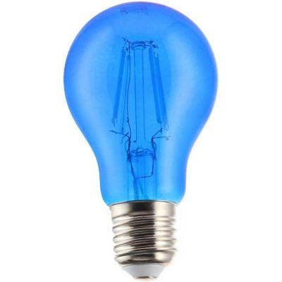 Bombillo Led Deco Lm 4W E27 Azul