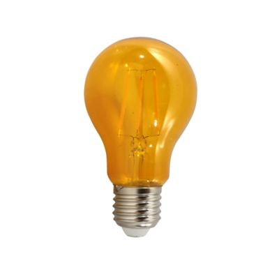 Bombillo Led Deco Lm 4W E27 Amarillo