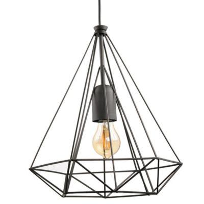Lámpara Colgante Zafirotte 1 Luz E27