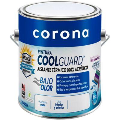 Pintura Coolguard Aislante Térmico Blanco 1 Galón
