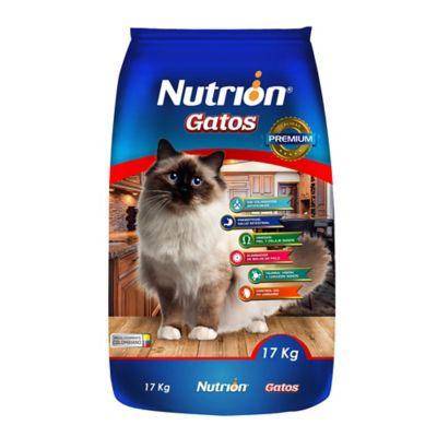 Alimento Para Gatos X 17 Kg
