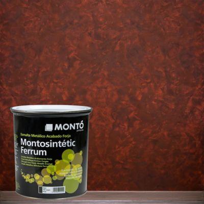 Esmalte  Ferrum Rojo Oxido 750 ml