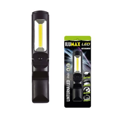 Linterna LED Ecualizable 45°
