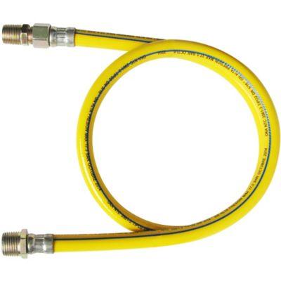 Conector de Gas PVC 100cm 3/8mx1/2m