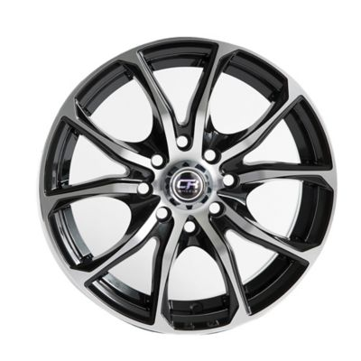 Rin 13 Aluminio 2769 Negro