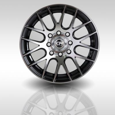 Rin 13 Aluminio 3194 Negro
