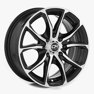 Rin 14 Aluminio 2769 Negro