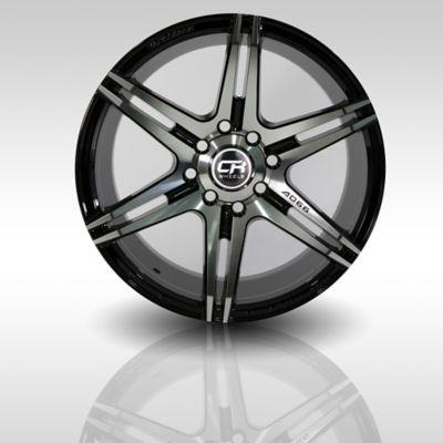 Rin 15 Aluminio 3928 Negro