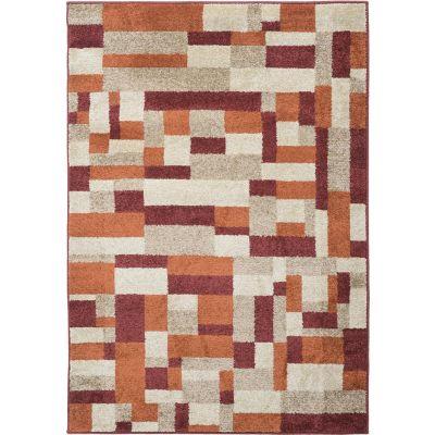 Tapete Portland133x190 cm Rojo