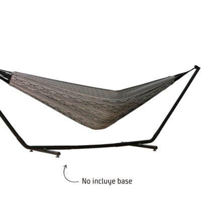 Hamaca Sombrero Vueltiao Negra 2.25 x 1.35 cm