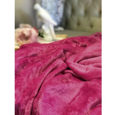 Cobija Solid Flannel 100 x 150 180 gr