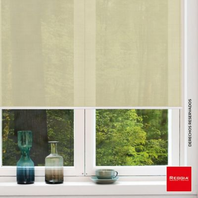 Persiana Enrollable Solar Screen 100 X 180 cm Nova Perla Beige