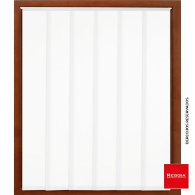 Cortina Panel Blackout 300x220 cm Blanco