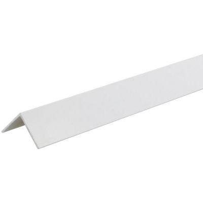 Ángulo PVC Blanco Satin 30X30mm 2m