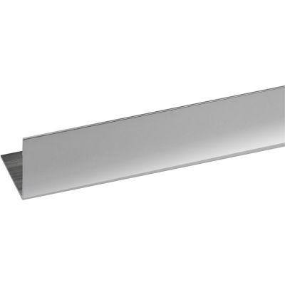 Ángulo Aluminio Platead Brillo 30X30mm2m
