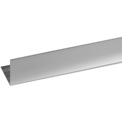 Ángulo Aluminio Platead Brillo 30X30mm1m